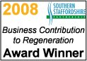 2008 Regeneration Award Winner